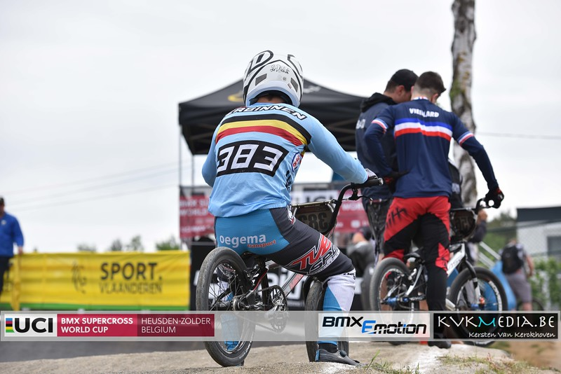 UCI BMX World Cup 5 Zolder (part 1)