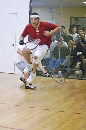 2005-04-02 Alvaro Beltram VS Kane Waselenchuk Semifinals