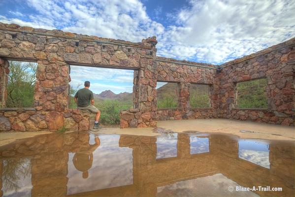 Tucson Mountain Park (July 2011)