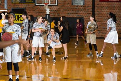 CU vs MSU basketball women