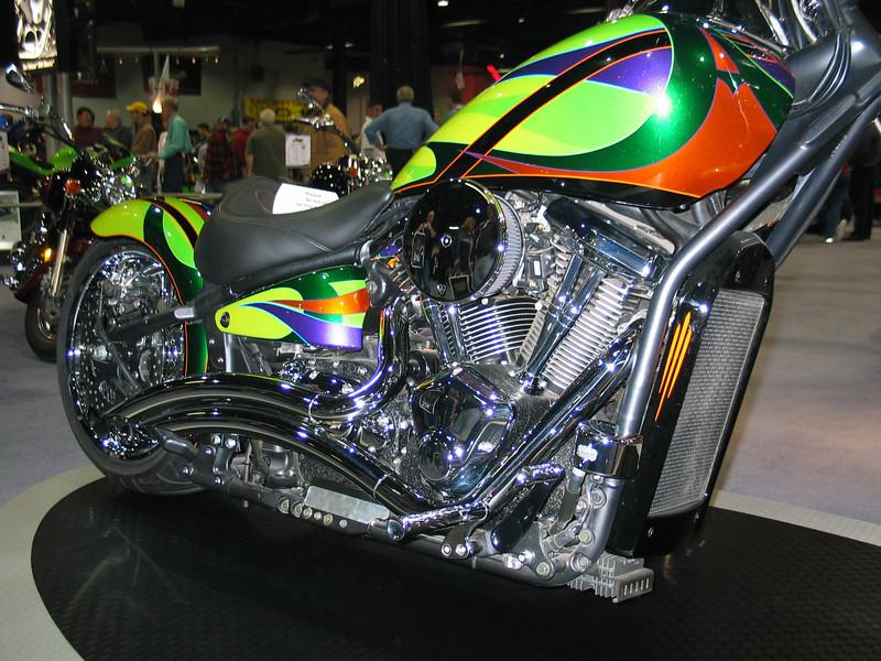 Kawasaki Vulcan 2000 by Arlen Ness