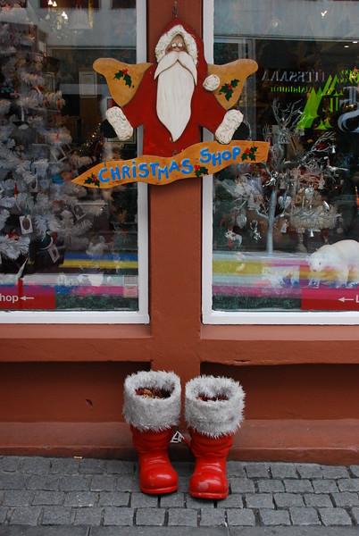 Christmas Shop, Reykjavik