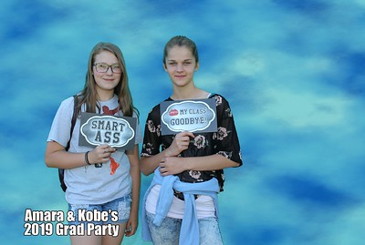 Houghtaling Grad Party Photobooth 6.9.2019