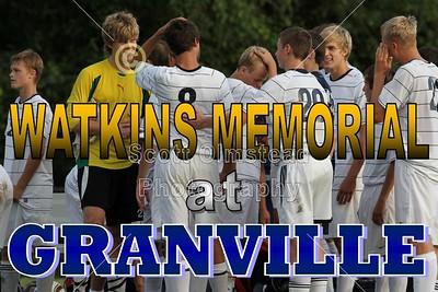 2011 Watkins Memorial at Granville (08-25-11)