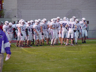 2001 Varsity Football vs. LaSalle