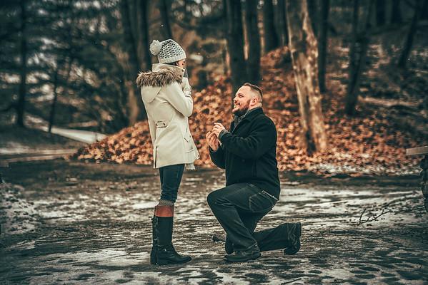 Aaron & Alisha Proposal
