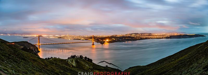 Golden Gate Night 3