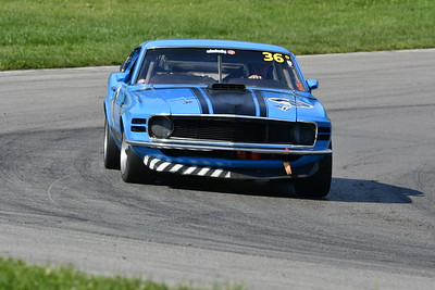 2021 MVP MO Yellow Int Car # 36
