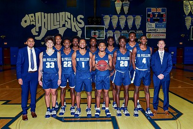2019-2020 BBB DR PHILLIPS TEAM PHOTOS
