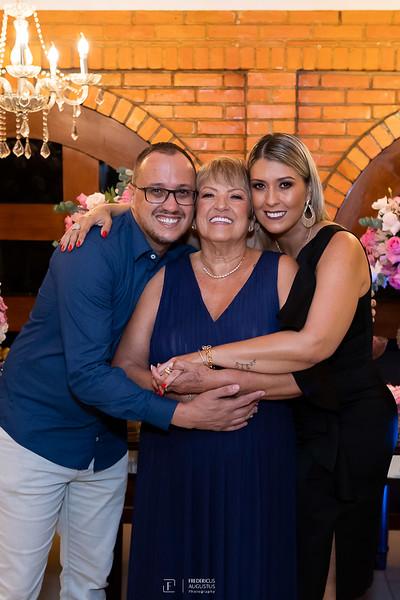 Aniversário de 70 Anos da Célia Tonucci no Chale Pampulha