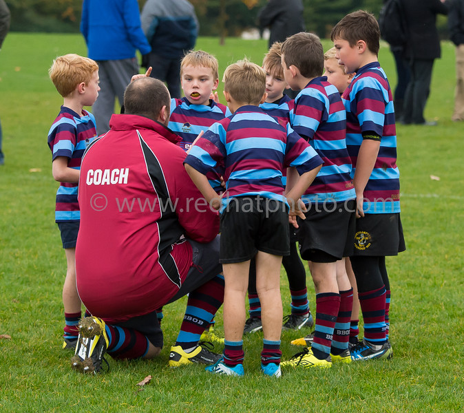 Under 9s, Milton Keynes RC, 24 October 2015