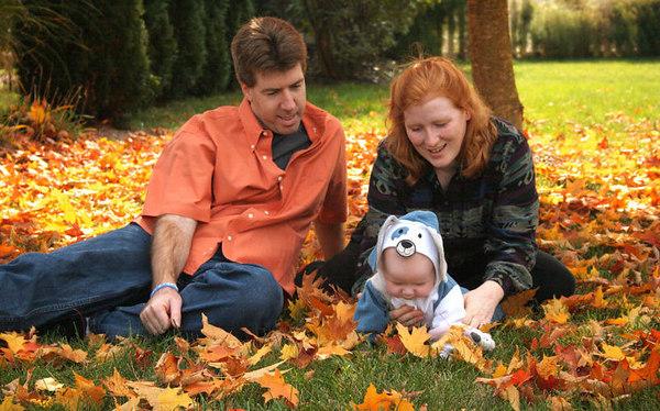 Kenney Family, November 2005