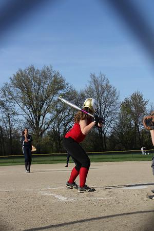 DCS Softball May 6, 2014