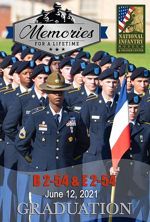 B 2-54 & E 2-54 Graduation