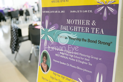 Mother/Daughter Tea 2015