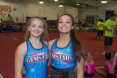 Gymnastics Fun Pics 2014-15