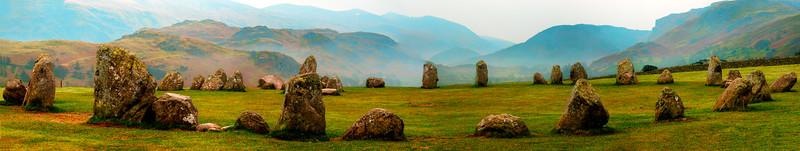493 - Stone Circle Pano