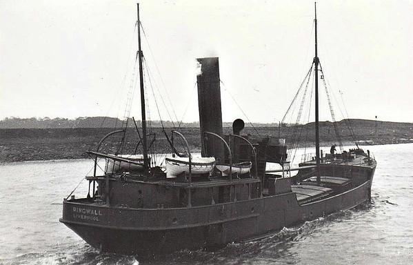 COASTAL SHIPPING ODDMENTS