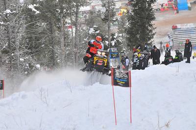 Afton, Friday Feb 19th. 2010 Ski-Doo