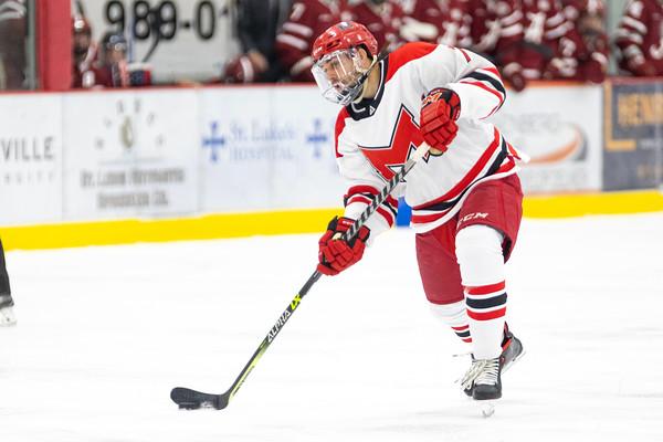 Men's Ice Hockey: Maryville vs Alabama
