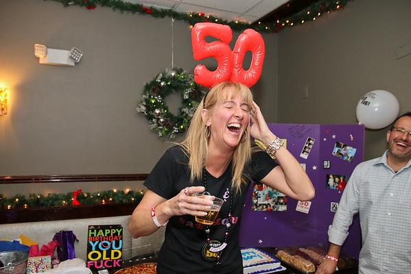 Julie's 50th Birthday