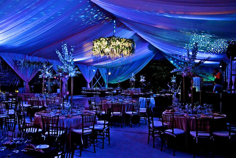 La espectacular boda de Laura Garza y Alfonso Lara por Johanna Otero Events - Photos by Andres Barria Photography