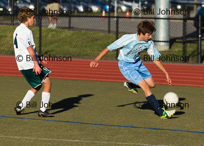 B JV Soccer Medfield v Westwood 9_23_13