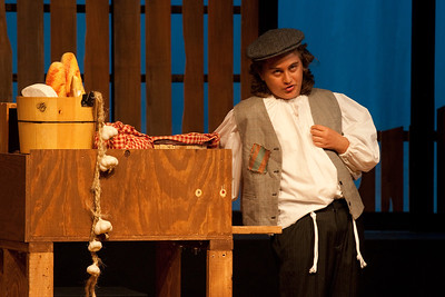Fiddler on the Roof, summer 2012