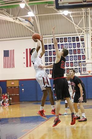 Boys Basketball: St. Albans vs. Germantown