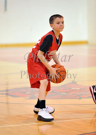 St. Catharine's VS Mifflin Gold 5th Grade Basketball