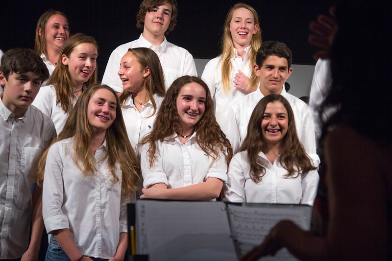 Middle and Upper School Spring Concert