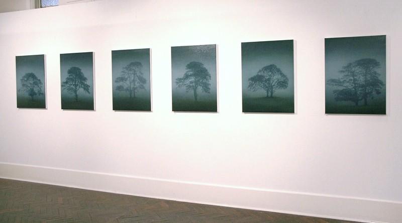 2009 New Paintings, Flinders Lane Gallery, Melbourne