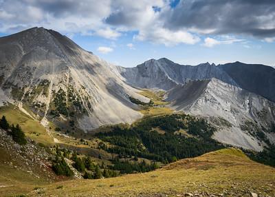 2015-08-30 Lineham Peak