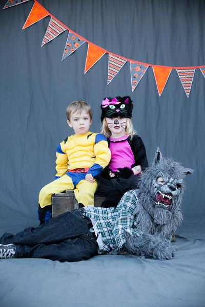 Halloween - Amanda