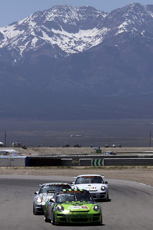 """2009 ALMS """"Grand Prix of Utah"""""""