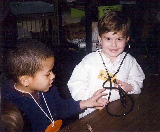 Lakeside Kindergarten 1997