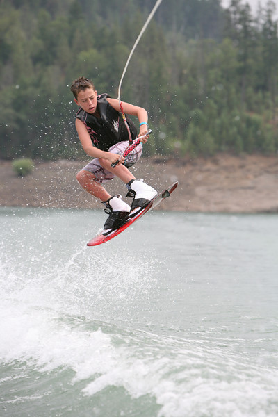 Wakeboarding @ Lost Creek Lake - Monday August 18th, 2008