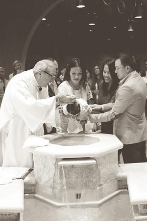 Colette's Baptism