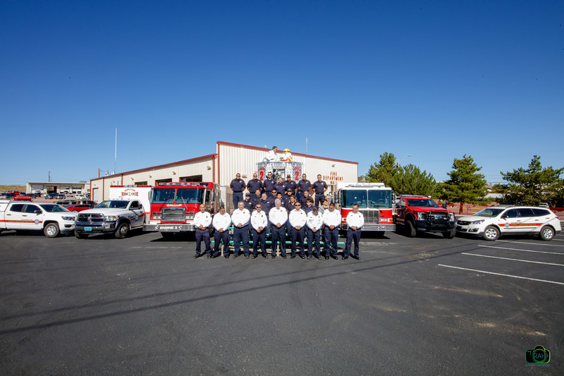 Gallup Fire Department 2019
