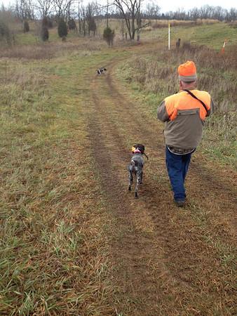 Pheasant Hunt 2012