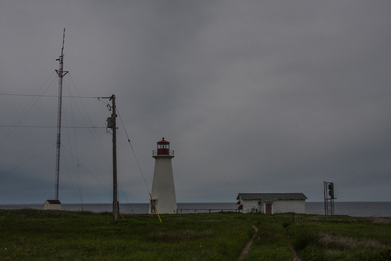 Point Enragee Lighthouse