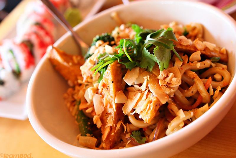 Sticky Rice - Veggie Tofu Medley Noodles