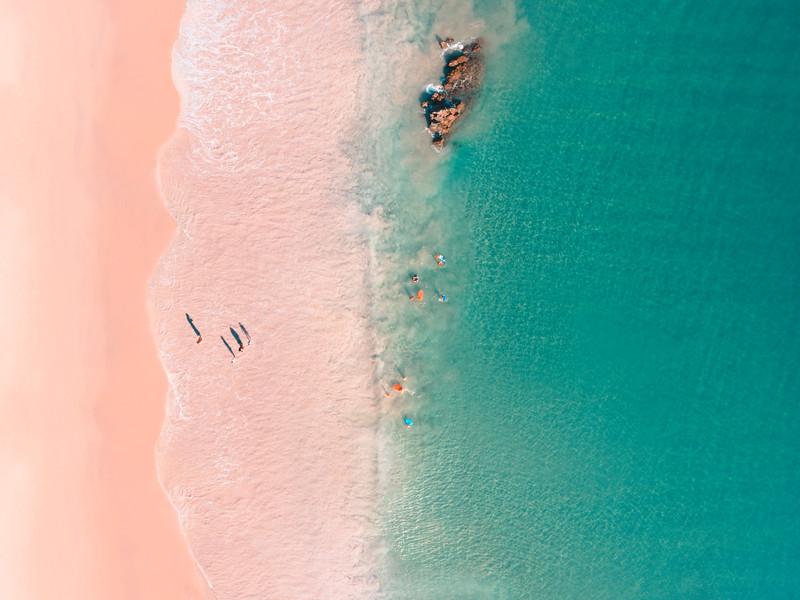 Pink Sand Series 2/3