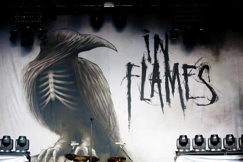 In Flames / Sonisphère 2013