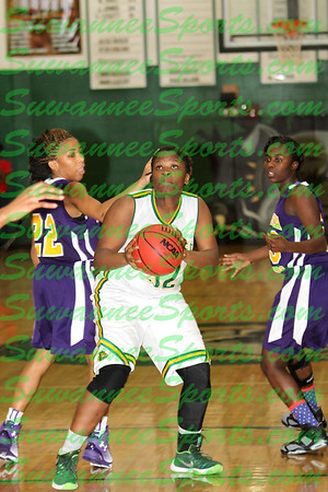 Suwannee High School Basketball - 2016-17