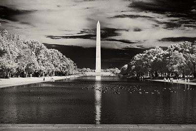 DC  in Infrared