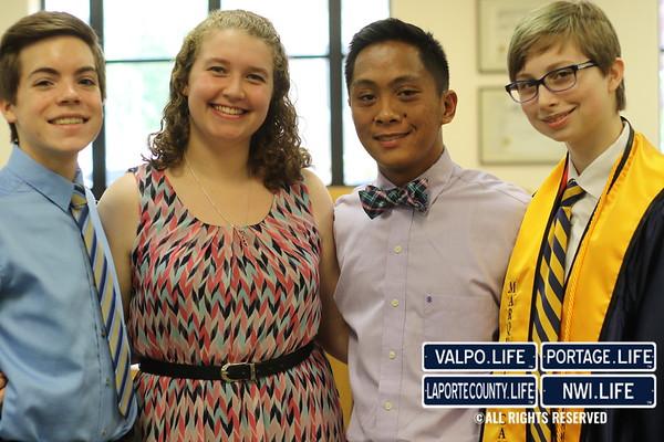 2015 Marquette Catholic High School Graduation