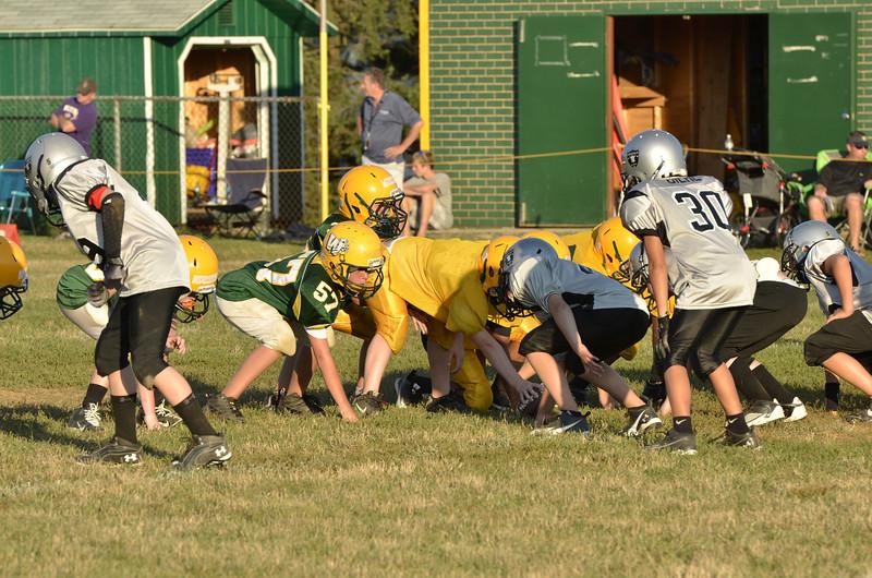 Wildcats vs Raiders Scrimmage 159.JPG