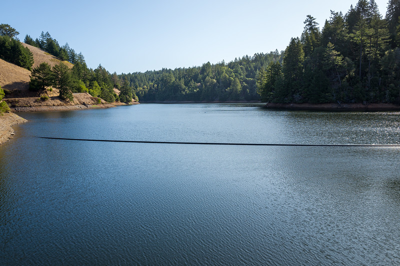 Alpine Lake/Reservoir