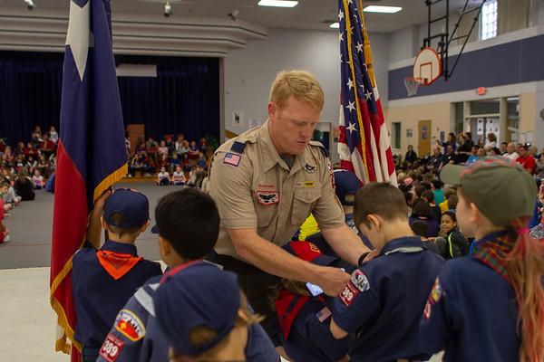 Veterans Day Assemblies
